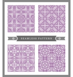 Original seamless pattern high quality Rhythmic vector image