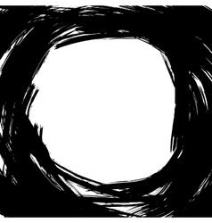 Brush frame vector