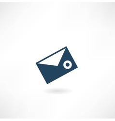 email icon vector image vector image