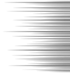 Blurred speed lines background vector