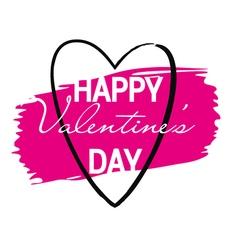 Pink valentine5 vector