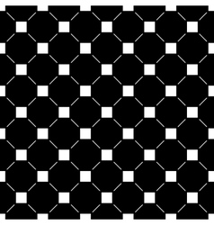 Square and line seamless pattern 7208 vector image vector image