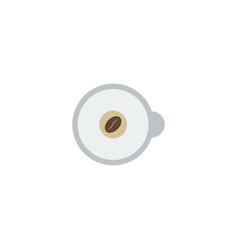 Flat icon espresso element of vector
