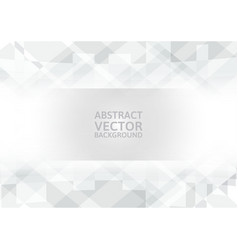 geometric abstract background with copy-space vector image