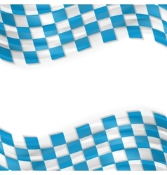 Oktoberfest abstract wavy bright background vector