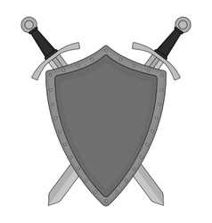 Security symbol vector image