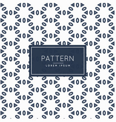 Abstract shapes modern pattern background vector