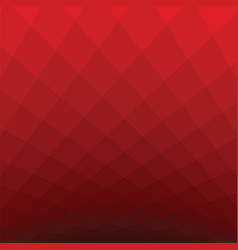 Red square tone background vector
