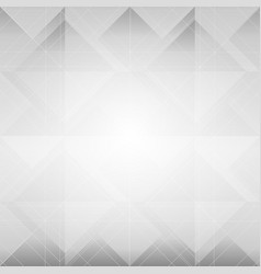 Abstract gray geometric polygonal background with vector