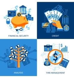 Finance design concept vector
