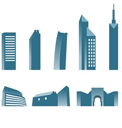 Building icon preview vector