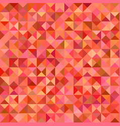 Abstract triangle tile mosaic background - vector