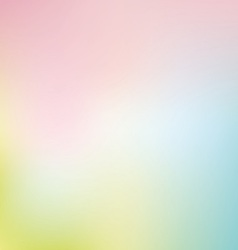 soft and smooth pastel background vector image