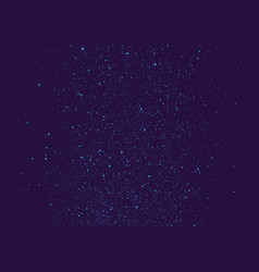 Sprayed speckled graffiti background in purple vector