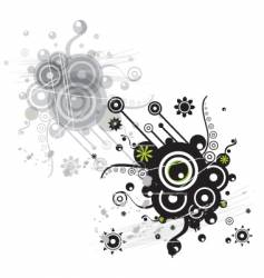 grunge design vector image vector image