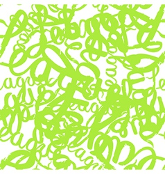 Seamless pattern graffiti lettering vector