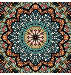 Abstract vintage ethnic tribal pattern vector