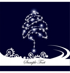 Classy christmas vector
