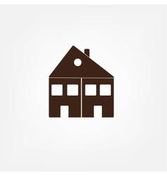 Real estate design concept vector