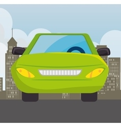 Car design vector