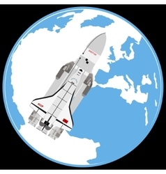 Multi-purpose aerospace system buran vector