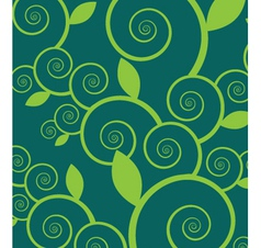 vines wallpaper vector image