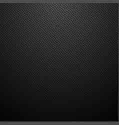 Dark striped zig zag texture black carbon vector