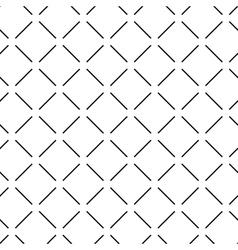 Line geometric seamless pattern 7408 vector image