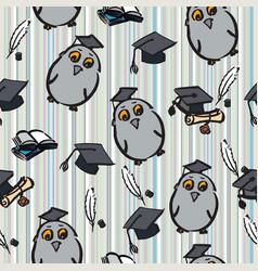 graduation day - vector image