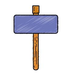 Metal emblem notices to know signals vector