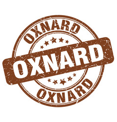 Oxnard stamp vector