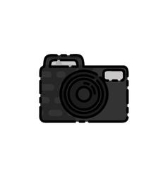 Wedding flat icon vector image