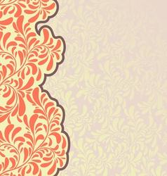 Decorative element border vector
