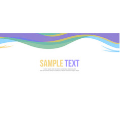 background style for header website vector image vector image