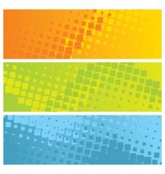 mosaic globe vector image vector image