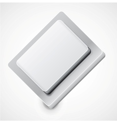 cursor keyboard button vector image