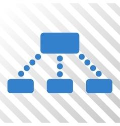 Hierarchy icon vector