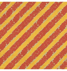 red yellow hazard lines vector image vector image