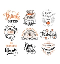 Autumn sale seasonal vector image vector image
