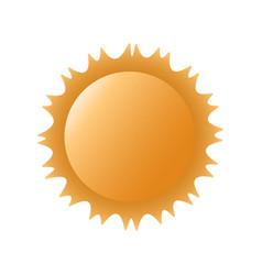 sun eps10 vector image