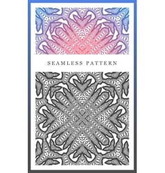 Original seamless pattern high quality Rhythmic vector image vector image