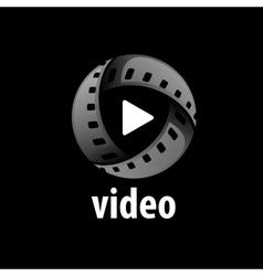 logo film vector image