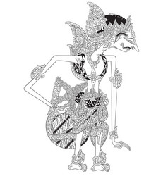jungkungmardeya vector image vector image