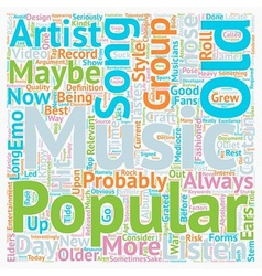 Why does new music suck text background wordcloud vector