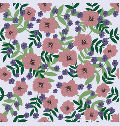 Floral pattern 001 vector