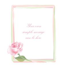 floral background flower rose bouquet vintage vector image