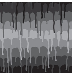 Paint drips pattern vector image