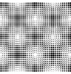 polka dot pattern on a white Casual texture vector image vector image