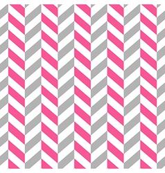 Pink gray geometric lines seamless vector