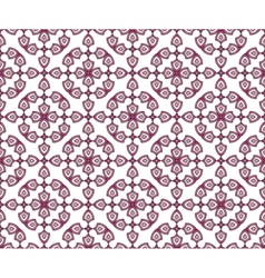 Vintage Pattern Abstract ornament vector image vector image